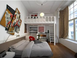 Gorgeous Loft in Centric Canal