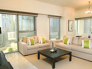 Executive 2 bedroom suite in DIFC