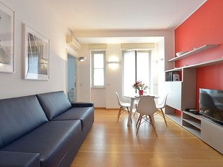 Modern flat, moments from the Central Station