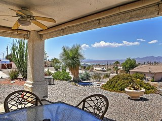 Stunning 3BR + Den Lake Havasu City House