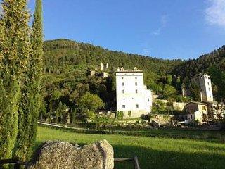 castello girasole, Bazzano Inferiore