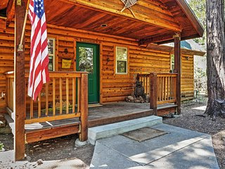 Spacious 3BR Shaver Lake Cabin w/Private Hot Tub