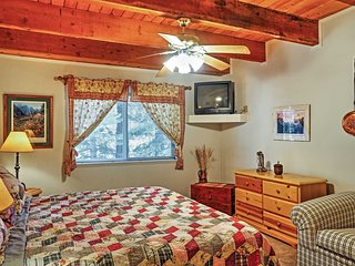 Spacious 3BR Shaver Lake Cabin w/Private Hot Tub & Wifi - Nestled in the Sierra National Forest! A Short Drive from the Lake & Shaver Village