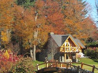 Encantadora Casa en pequeña Villa