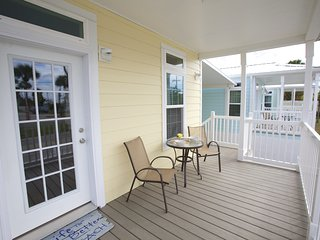 Two Bedroom Cottage in Ocean Breeze RV Resort