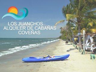 Alquiler de cabañas vacacionales en Coveñas - Los Juanchos
