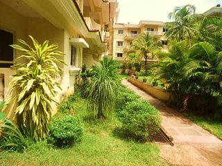 Seaside Value for money fully loaded 2 bhk !, Varca