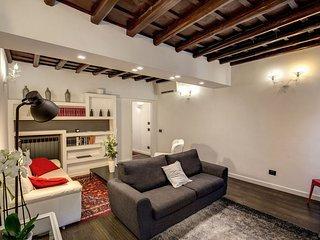 Sweet Campo de' Fiori  apartment in Centro Storico with WiFi.
