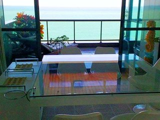 MASTER SUITE W/ PRIVATE BALCONY_OCEANFRONT AV. BOA VIAGEM BEACH, RECIFE, Recife