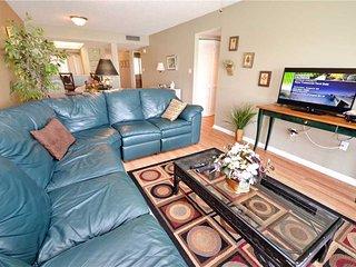 Lands End 4-402, 2 Bedroom, Canal View, Heated Pool, Spa, WiFi, Sleeps 6, Treasure Island