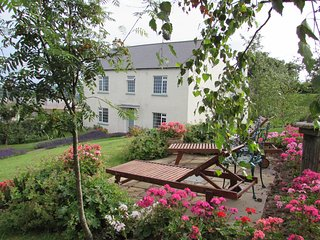 Period House in Idyllic Rural Devon Countryside, sleeps 10