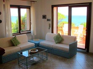 casa con accesso diretto alla spiaggia, Cala Liberotto