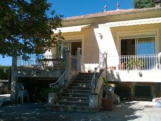 Maison avec piscine sur les hauteurs de Nice