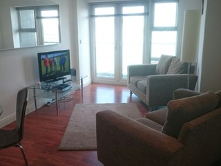 Modern City Centre Apartment - 2 Bedrooms, Newcastle upon Tyne