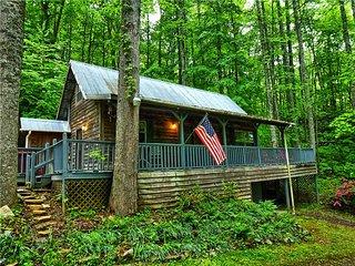 Cabin on the Creek, Whittier