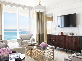 Acqualina 2 Bedroom Oceanfront Suite