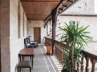 Bel appartement avec balcon et place de parking