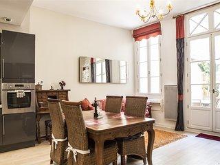 Bel appartement avec terrasse