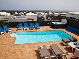 Villa Ambar, Playa Blanca