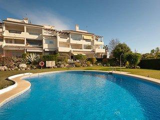 Tobago: luxe vakantie appartement met zeezicht, Marbella
