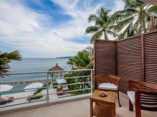 Superb Beachfront 4 bdrs villa - Villa Lucia, Tenganan
