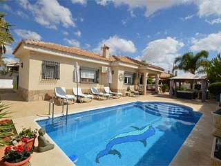 3 Bed 2 Bath Detached Villa private pool, Murcia