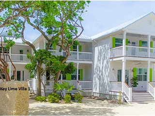 Conch Villa 1, Beautiful, new Islamorada, FL Villa, Matecumbe Key