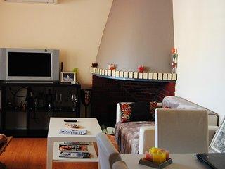 Apartamento con vistas a la Sierra de Gredos, Madrigal de la Vera