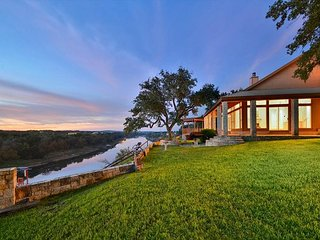 Regal Riverfront 4BR w/ 4.5BA, Firepit & Private Boat Dock, 2 Miles to Marina