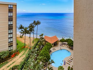 Inviting, Updated Studio Oceanview Condo. RK1019, Lahaina