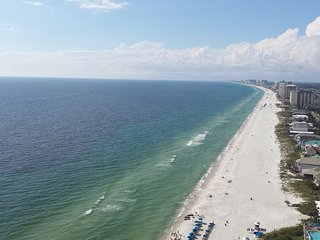 Penthouse Level Unit with Outstanding views, Panama City Beach