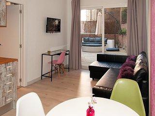 1 bedroom Apartment in Barcelona, Catalonia, Spain : ref 5033729
