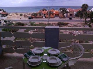 Flat sea view, Santa Maria