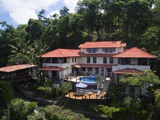 Sprawling Ocean View Villa, Playa Zancudo