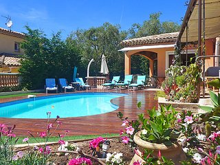 4 bedroom Villa in Nice, Cote d Azur, France : ref 2370536