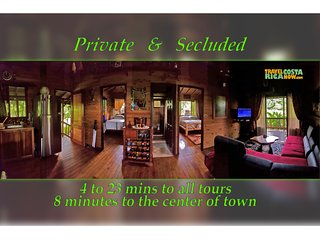 La Fortuna/Arenal 2 Bedroom Vacation Rental House, La Fortuna de San Carlos