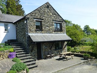 LATTERBARROW COTTAGE, Outgate, Nr Ambleside, Hawkshead