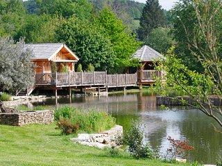 Cabanes Spa Vallée de la Dordogne, Argentat