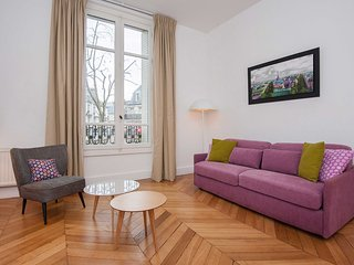 217471 - Appartement 4 personnes Parc Monceau, Paris