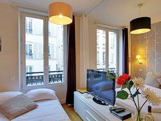 S03009 - Studio 4 personnes Temple - République, Paris
