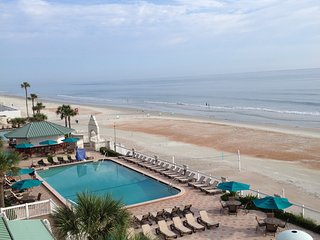 Oceanview 11th fl one bedroom Daytona Beach Resort