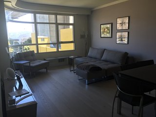 Furnished 1-Bedroom Condo at Harrison St & Main St San Francisco