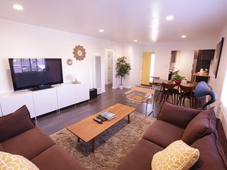 Newly remodeled comfy modern apartment - 2 bedroom