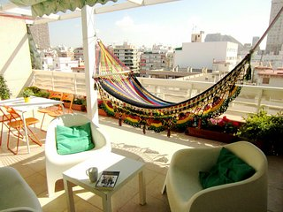 Lovely penthouse in city centre, Alicante