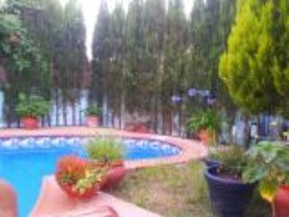 Preciosa casa con piscina privada, Jun