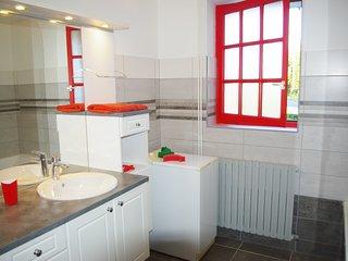 Grande Maison de campagne 145 m2 14 couchages 5ch, Civray