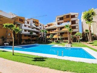 Pool apartment Punta Prima, Torrevieja