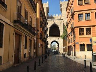 Apartamento en pleno casco antiguo de la ciudad, Valencia