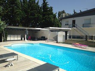 Grande villa moderne, au calme de la campagne, Sauzet
