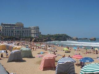 Charmant appartement type 2 proche plage, centre.., Biarritz
